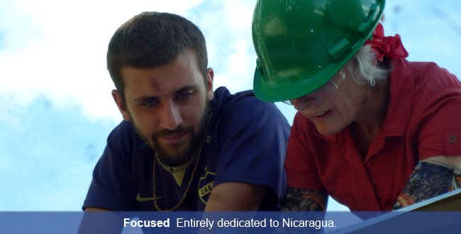 Focus – Compañeros walks the talk in Nicaragua. It's not commercializing volunteer trips as a consumption item from which Canadians can select a cross-cultural flavour of the month, but actually growing lasting and mutually beneficial relationships. 100% of our focus is on Nicaragua.